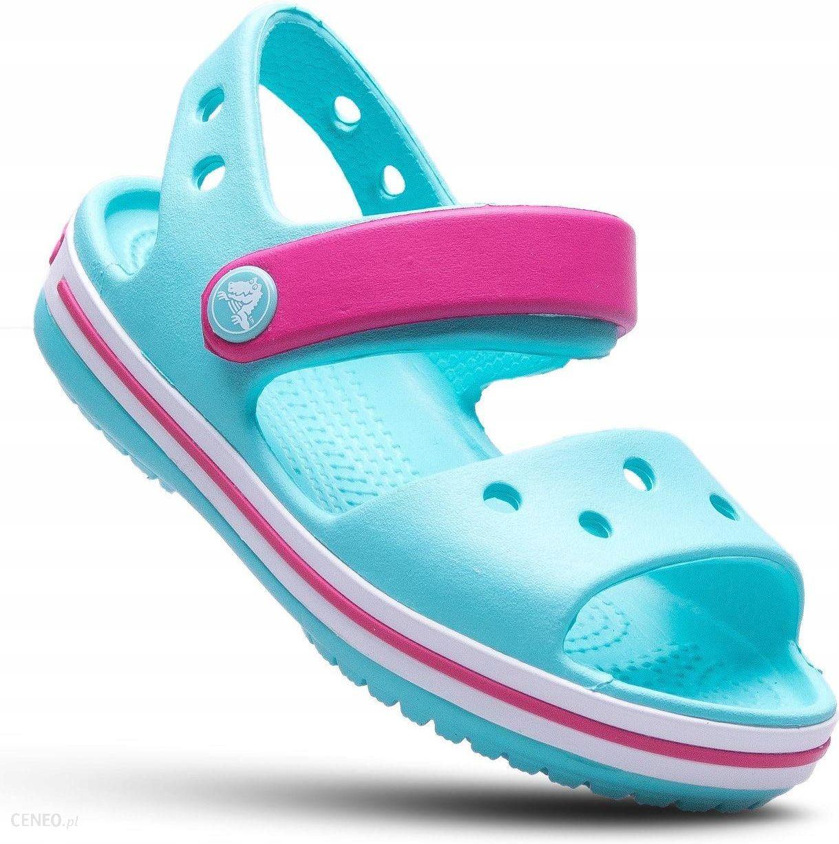 sprzedaż usa online najwyższa jakość najnowsza zniżka Crocs sandały dziecięce sandałki Crocband 12856 - Ceny i opinie - Ceneo.pl