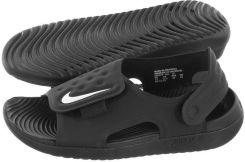 new styles 67056 04a80 Sandałki Nike Sunray Adjust 5 (GS PS) AJ9076-001 (NI854- ButSklep