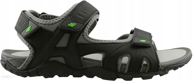 Sandały męskie SAM003 4F Czarny
