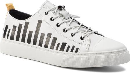 6b7b6d0460f24 Podobne produkty do Tenisówki męskie Big Star U174120 biały 42 biały. Trampki  KAZAR ...