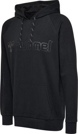 1f0c8199f Nike Sportswear TAPED HALF ZIP HOOD POLY Bluza z kapturem black/sail ...