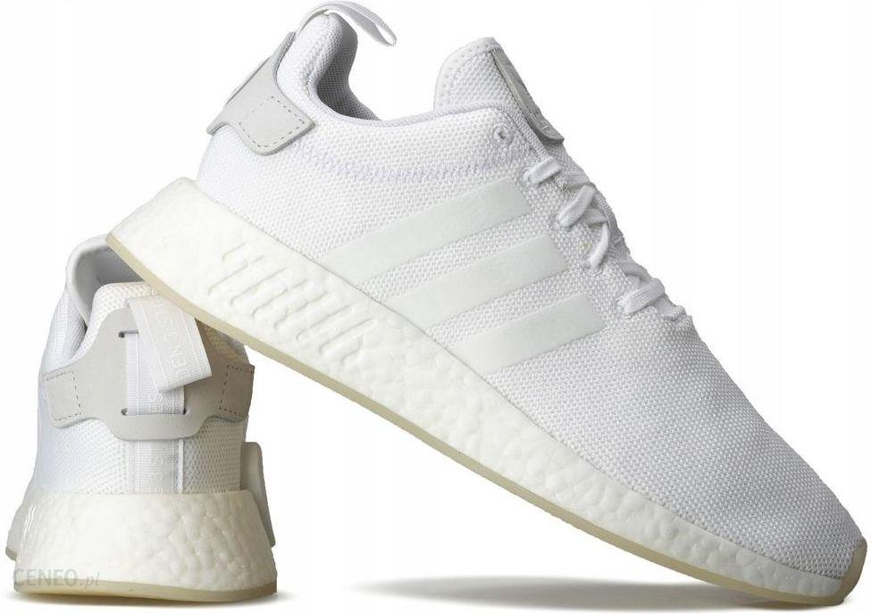Białe Buty sportowe Męskie Adidas NMD_R2 CQ2401 Ceny i opinie Ceneo.pl