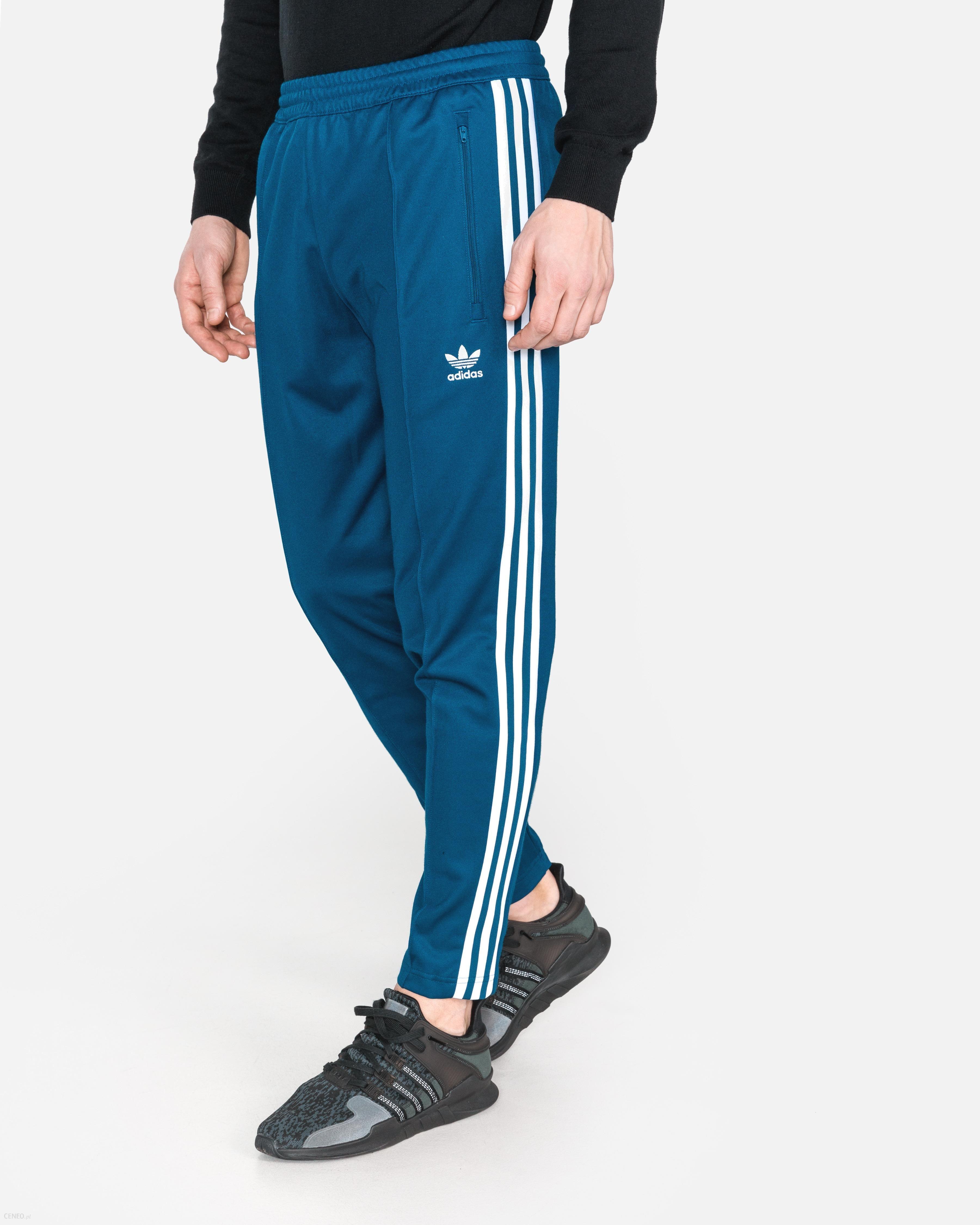 Spodnie sportowe adidas Originals Granatowy