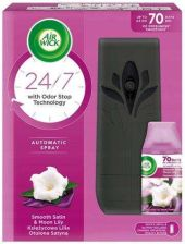 Air Wick Freshmatic Smooth Satin & Moon Lily 250ml