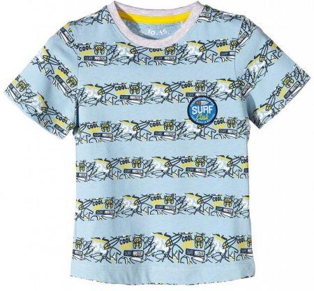 f9e5d27a T-shirt ''Naughty by Nature'' w kolorze szarym , 86/92 - Ceny i ...