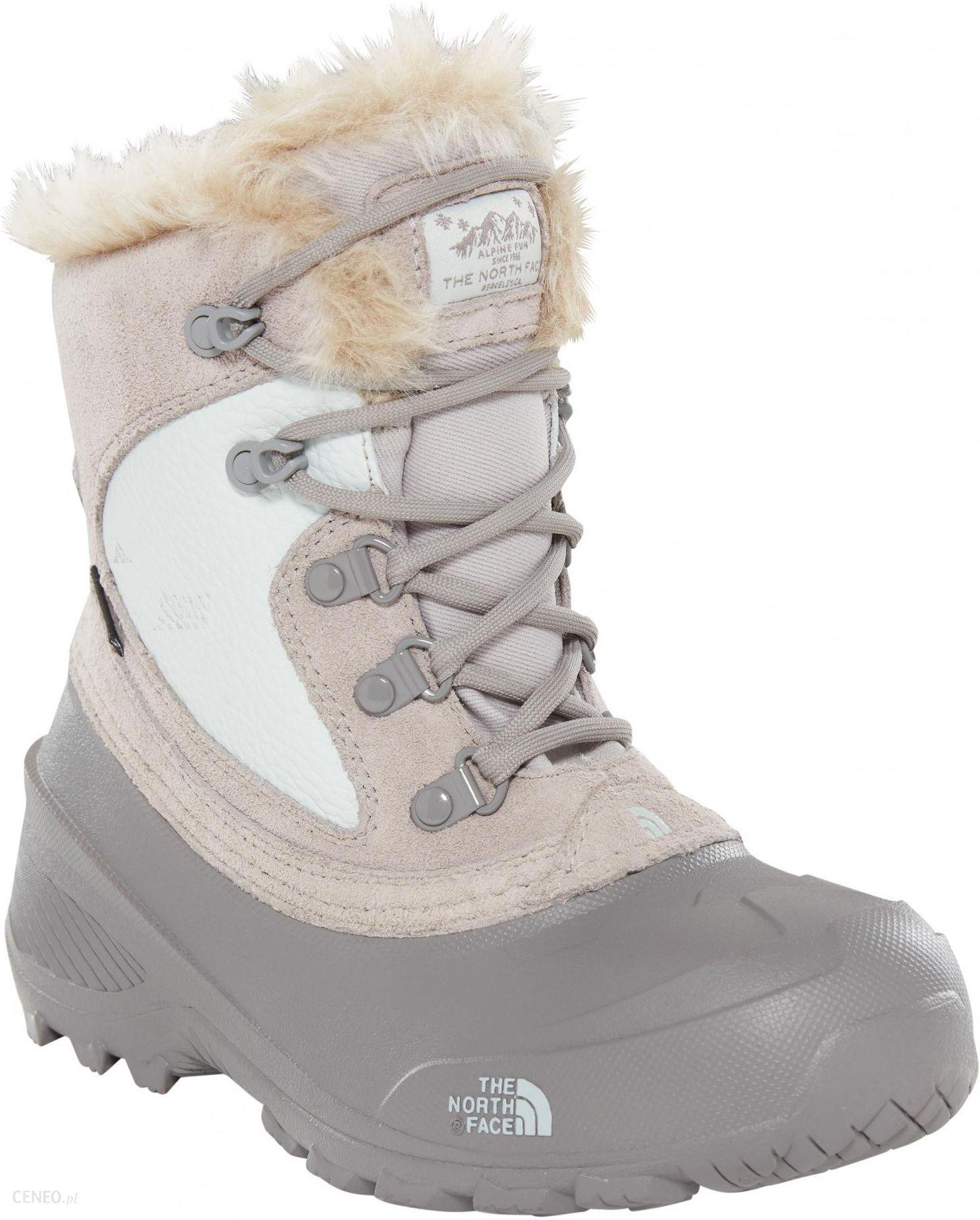 The North Face buty zimowe Y Shellista Extreme szaryniebieski 37 Ceny i opinie Ceneo.pl