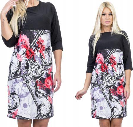 e946620e14 Sklep allegro.pl - Tanie Sukienki Plus size wiosna 2019 do 215 zł ...