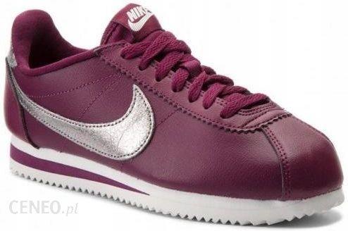 39 Buty Nike Cortez Premium 905614 601 Bordowe Ceny i opinie Ceneo.pl