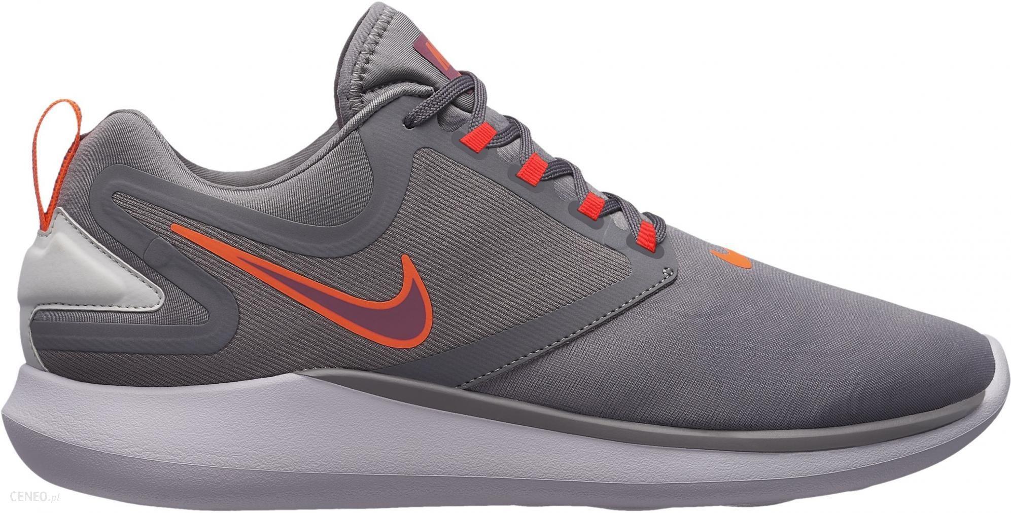 Nike buty do biegania męskie LunarSolo Running Shoe, grey 46 Ceny i opinie Ceneo.pl