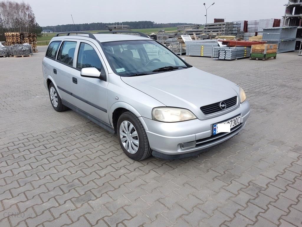 Okazja Opel Astra Ii Kombi 2005 R 1 7 Diesel Salon Opinie I Ceny Na Ceneo Pl