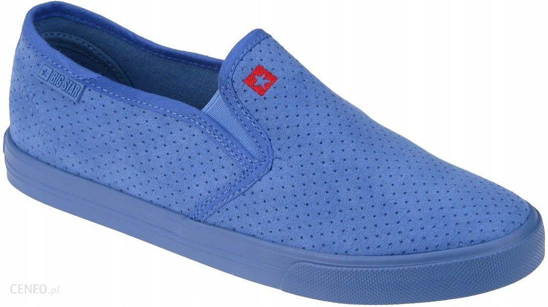 Trampki damskie buty Big Star DD274886 Wsuwane 39 Ceny i opinie Ceneo.pl