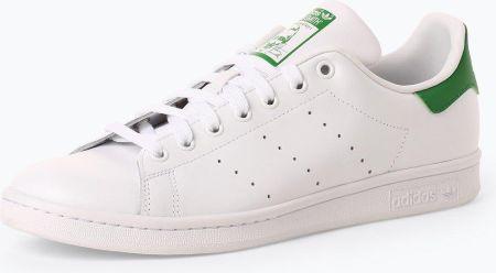3517b5261ebe8 adidas Originals Tenisówki męskie z dodatkiem skóry Stan Smith czarny