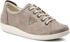 b96ff20443249 Sneakersy ECCO - Soft 2.0 20650302375 Warm Grey eobuwie