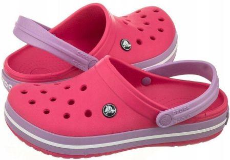 8225c001299a8 Japonki Crocs Crocband Flip Candy Pink 11033-6X0 (CR86-e) - Ceny i ...