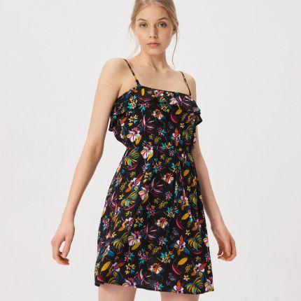 61b23978c1 Elegancka sukienka AMELIA dla puszystej na sylwestra Kolor ...