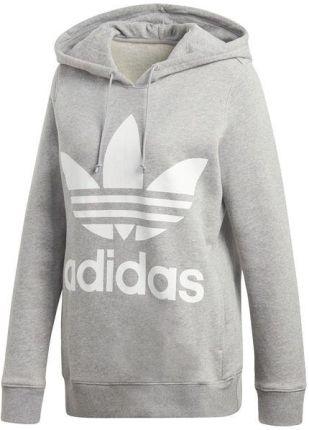 4dbc6dba988ef Bluza damska Trefoil Adidas Originals (grey)