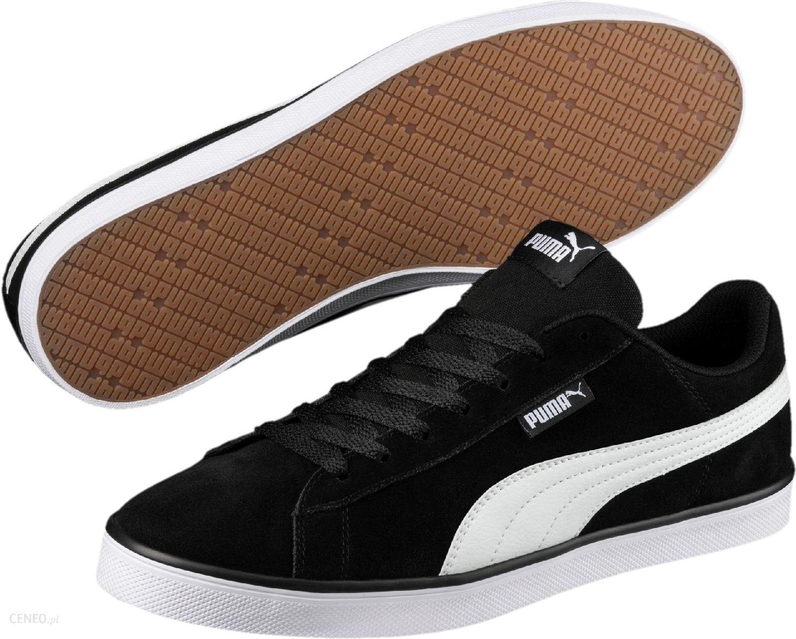 Puma buty Urban Plus SD Black White 45 Ceny i opinie Ceneo.pl