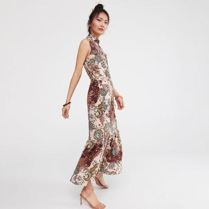 8c6c85e962 Sukienki Materiał Wiskoza Maxi wiosna 2019 - Ceneo.pl