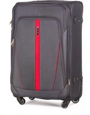 028fe1f96108e AIRTEX bardzo duża walizka na 2 kółkach 9090xxl Szary ciemny - Ceny ...