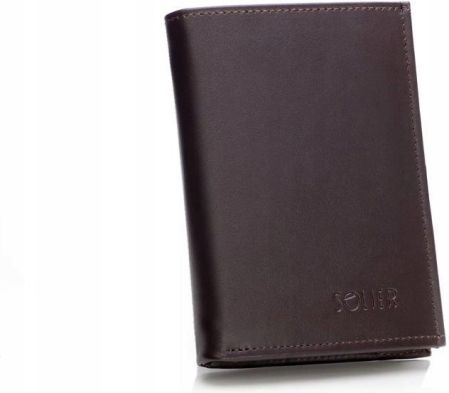 fb6b1a5208fb9 MARCO zapinany portfel skórzany PM-232-z Skóra Prada - Ceny i opinie ...