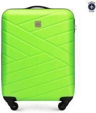 5226f62f3c1fe Walizka Wittchen GROOVE LINE III kabinowa 4koła 32l - zielony