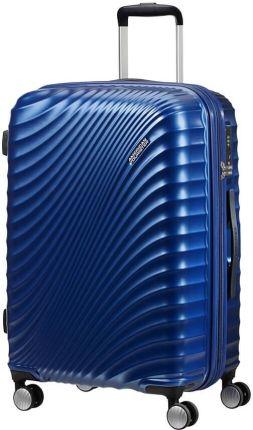 b71984e428d2b ... kabinowa SwissBags Tourist II 55 cm Czarna - Czarny. American Tourister  Walizka podróżna Jet Glam 67 cm niebieska