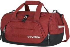 2169688f048c0 Travelite Torba kabinowa podróżna sportowa, S 35L Kick Off - kolor czerwony