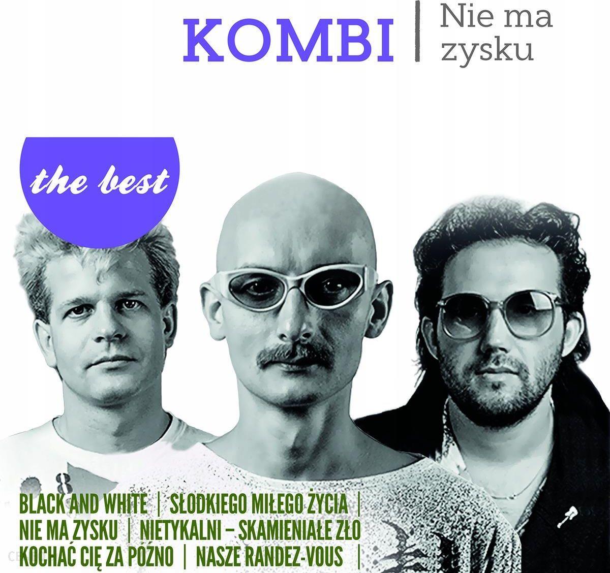 Plyta Winylowa Kombi The Best Nie Ma Zysku Winyl Ceny I Opinie Ceneo Pl