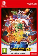 Pokken Tournament Dx (Gra NS Digital)