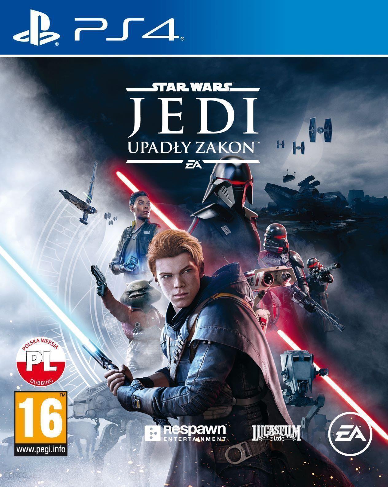 Star Wars Jedi Upadły Zakon (Gra Ps4)