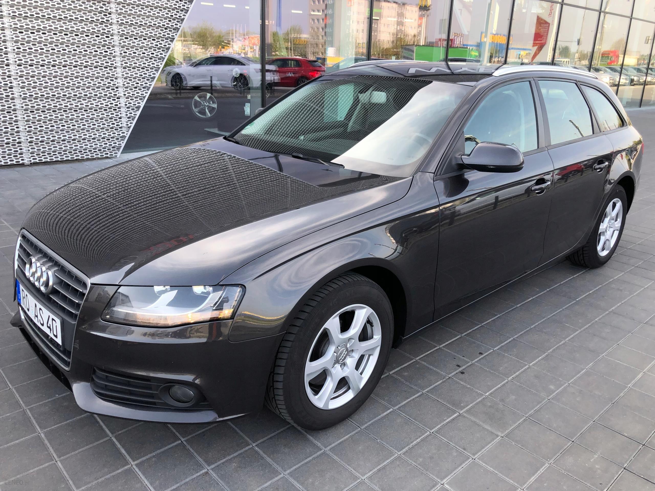 Audi A4 B8 20tdi Nawigacja Kolorowa Bezwypadkowy Opinie I Ceny Na