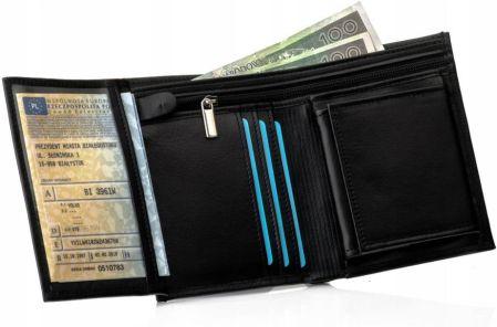 e1283be1e1c88 Portfel chroniący karty zbliżeniowe oraz paszport biometryczny ...