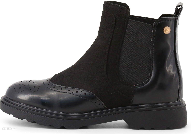 ccb0a7dc30c65 XTI buty za kostkę damskie 37 czarne - Ceny i opinie - Ceneo.pl