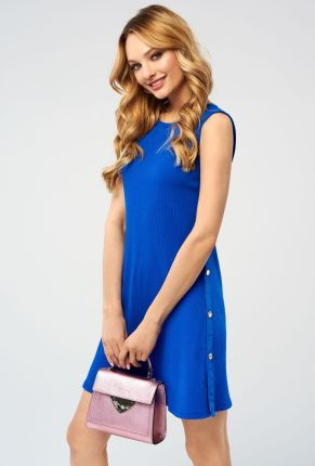 0664e24026 Desigual Sukienka  VEST CORBIN  - Ceny i opinie - Ceneo.pl