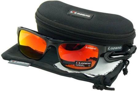 Narciarskie okulary Salomon Xview Black Red 391275 Ceny i