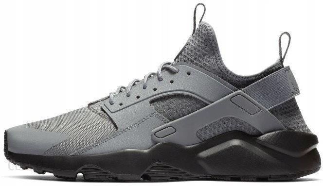 Nike Sportswear Buty Nike Air Huarache Buty sportowe męskie szare w
