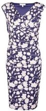 Guess Lily & Franc Navy Floral Print Bodycon Dress