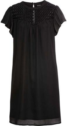 363e5b6d9 Sukienka dresowa damska SUDD210 - głęboka czerń - Ceny i opinie ...