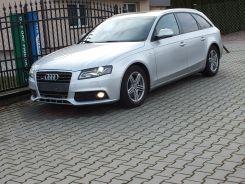 Audi A4 B8 2009 Diesel 190km Kombi Srebrny Opinie I Ceny Na Ceneopl