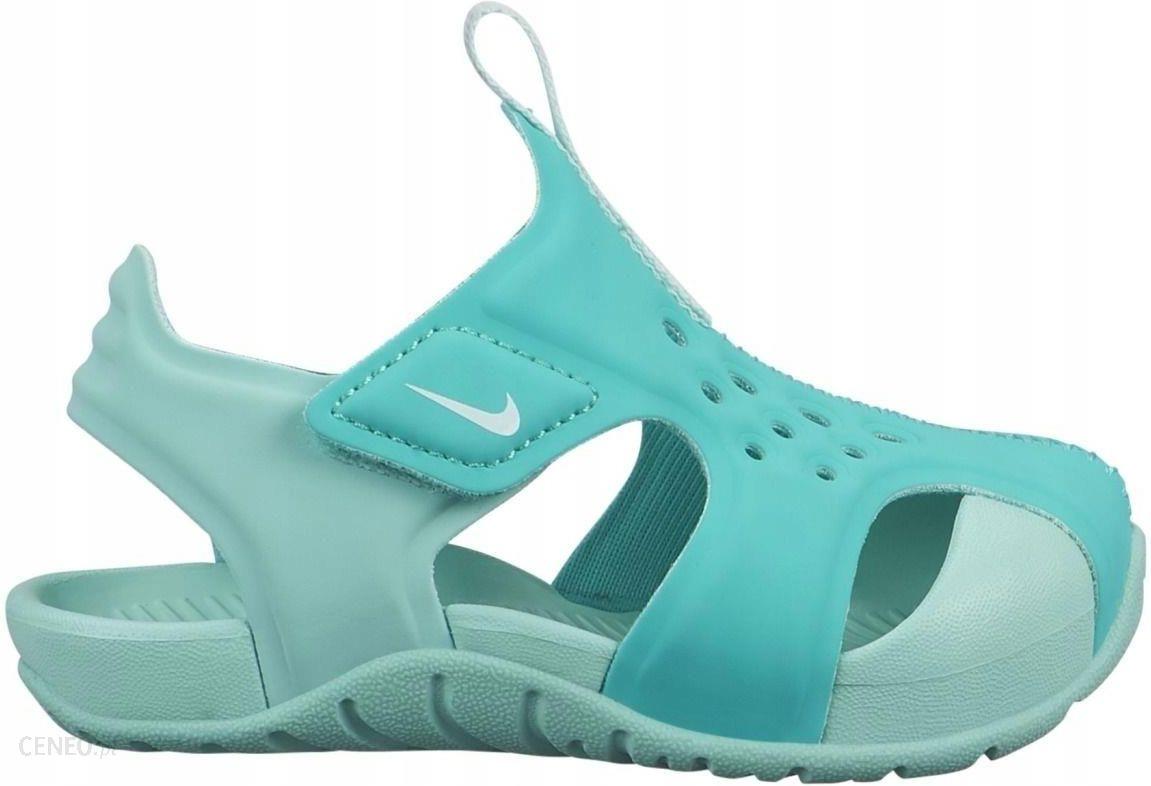 Sandały dziecięce Nike Sunray Protect 2 943827 302 Ceny i opinie Ceneo.pl