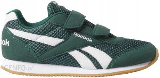 Buty dziecęce Royal Classic Jogger 2 Reebok (dark greenwhite)