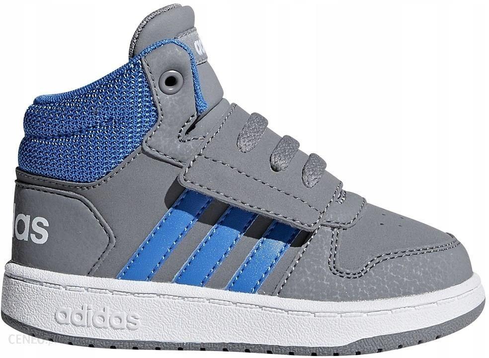 Adidas Hoops F35833 Buty Dzieci?ce Rzepy Wysokie Ceny i opinie Ceneo.pl