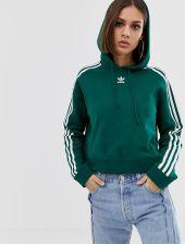 San Francisco amazonka sklep w Wielkiej Brytanii Adidas crop hoodie - ceny i opinie - Ceneo.pl