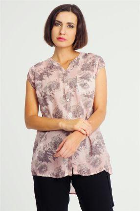 924c61c131 Bien Fashion Kolorowa koszula damska z printem wiele kolorów - Ceny ...