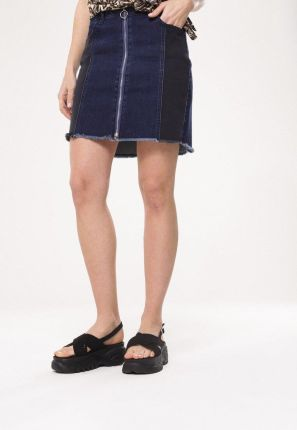 b47a8f88 Spódnica w modnym wzorze z koła - czarny/kratka - Ceny i opinie ...