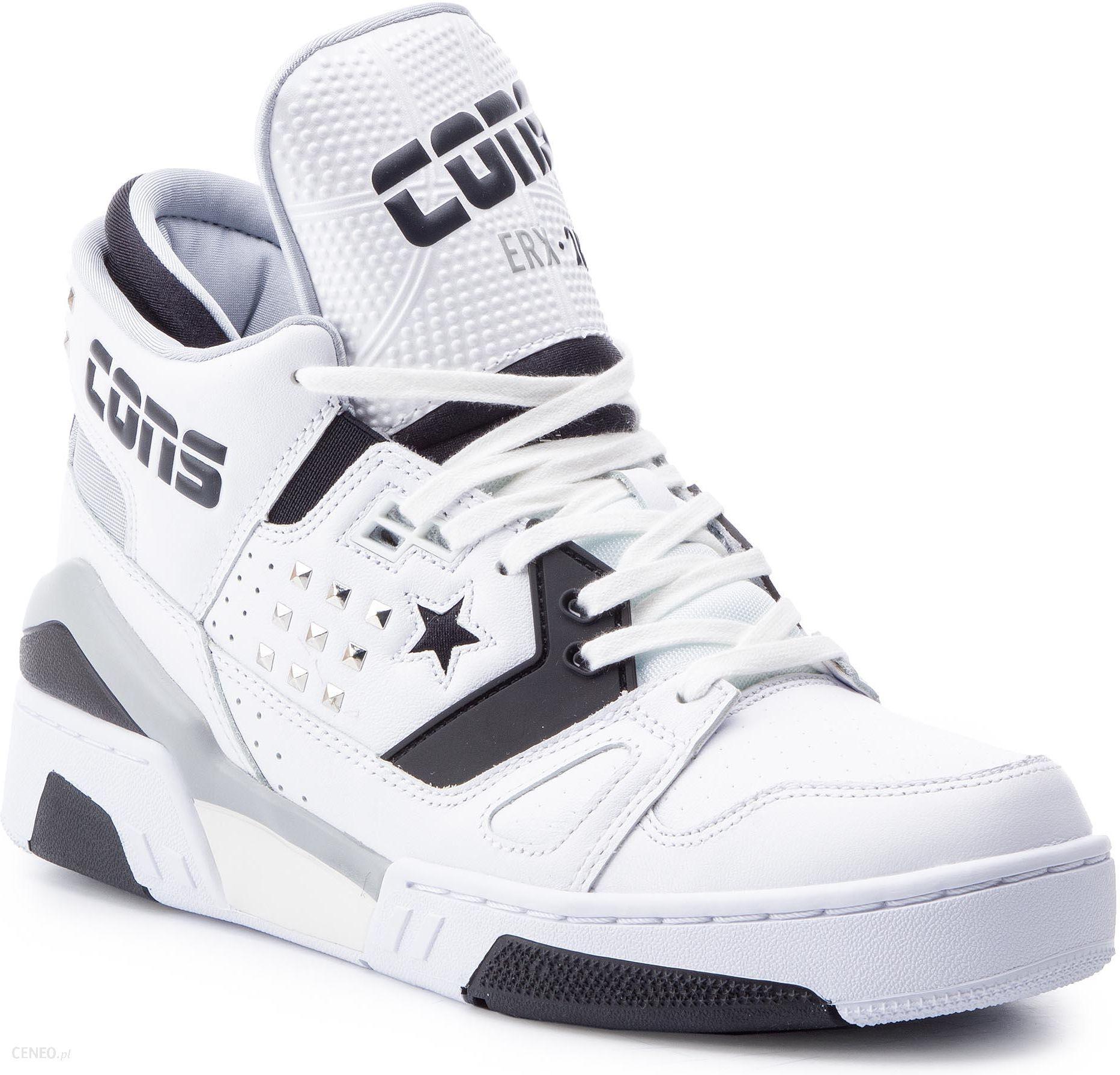 Sneakersy CONVERSE Erx 260 Mid 163799C WhiteBlackMouse Ceny i opinie Ceneo.pl