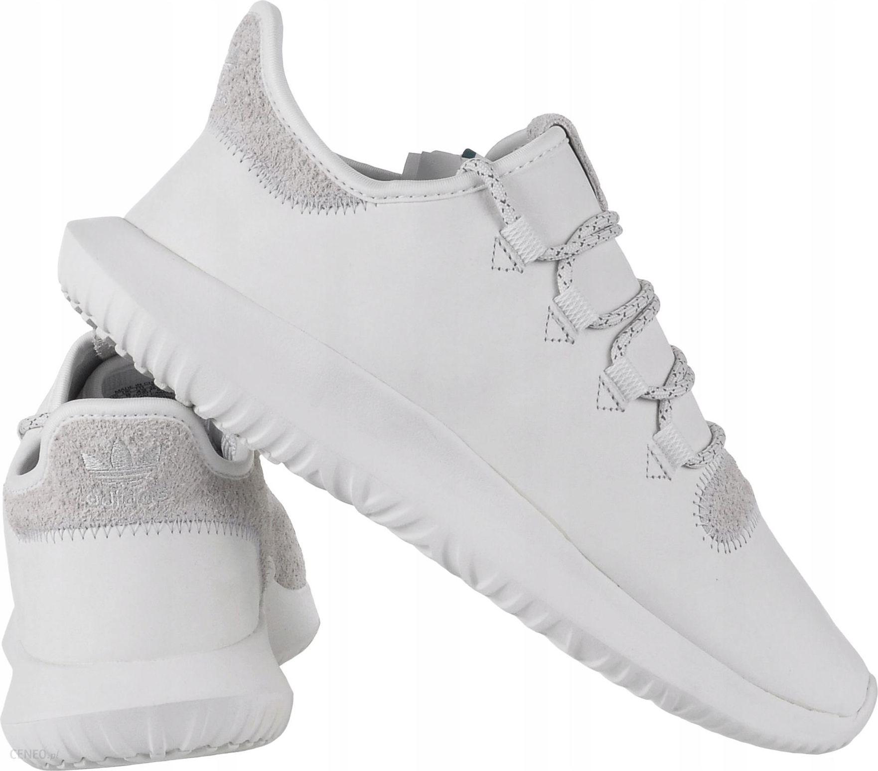 Adidas Buty męskie Tubular Shadow białe r. 46 23 (DB2701) w