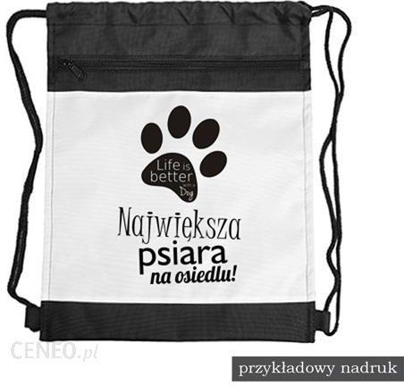 Nowa kolekcja ograniczona guantity kody promocyjne Pupilu Plecak Największa Psiara na Osiedlu! shiba inu Art - sam pies  (wybrana rasa) - Ceny i opinie - Ceneo.pl