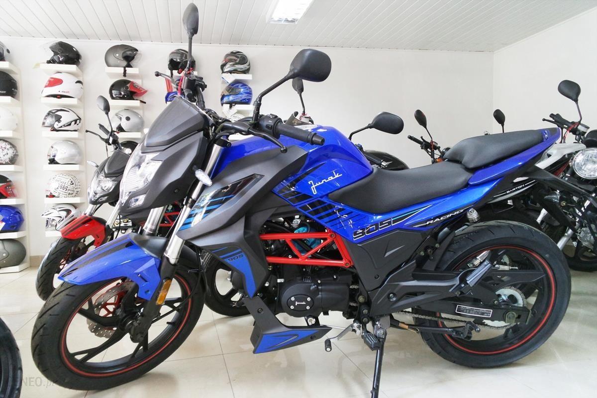 Motocykl Junak 128 125 Jak 905 Gratisy Krakow Opinie I Ceny Na Ceneo Pl