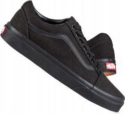 971c76683cf76 Vans Old Skool Oryginał Trampki, Buty Black/Black Allegro